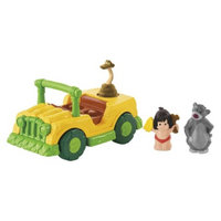 Fisher-Price Little People Jungle Book Vehicle