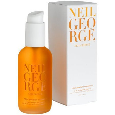 Neil George Indian Gooseberry Treatment Oil, 4-Ounce Bottle