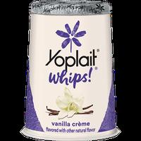 Yoplait® Whips!® Vanilla Crème Yogurt Mousse