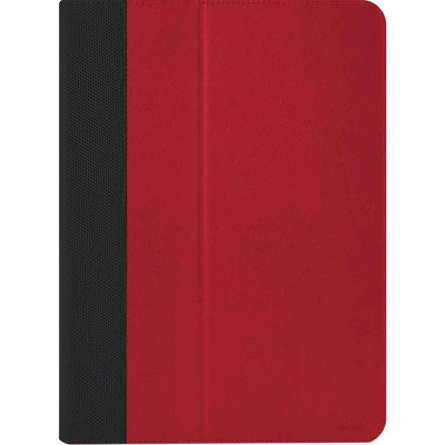 Petra Industries Iluv AP5SIMFRE Ipad Air Simple Folio Case & Stand -red
