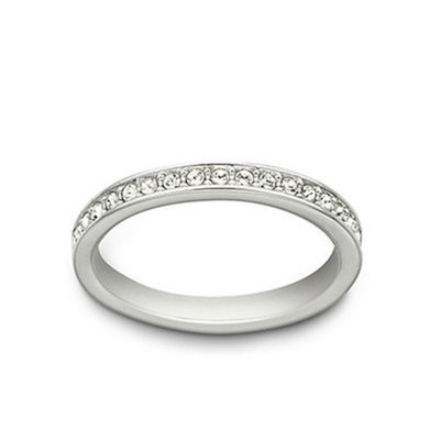 SWAROVSKIRare Silver-Tone Crystallized Ring
