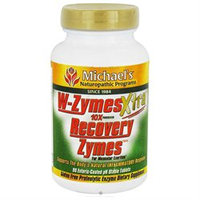 Michael's Health Products RecoveryZymes- W-Zymes Xtra - 90 - Tablet [Health and Beauty]