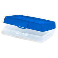 Storex Pencil Cases, Box of 12