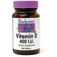 Bluebonnet Nutrition - Vitamin D3 400 IU - 250 Softgels