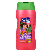 Suave Kids 2-In-1 Shampoo Smoothers - Strawberry, 12 oz