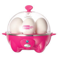 Dash Go Rapid Egg Cooker Pink