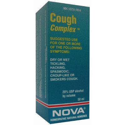 Nova Homeopathic Cough Complex 1.7 OZ
