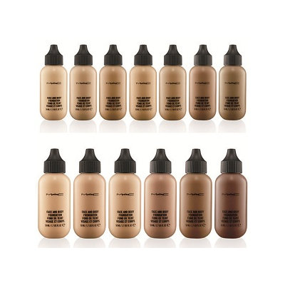M.A.C Cosmetic Studio Face And Body Foundation