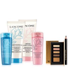 Lancôme Choose Your Cleansing or Makeup Essentials