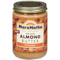 Marantha MaraNatha All Natural No Stir Creamy Almond Butter 12-oz.