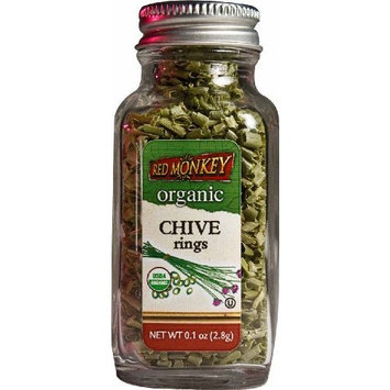 Red Monkey Foods Chives, 0.1-Ounce (Pack of 3)