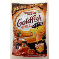 Goldfish® Baked With Real Cheddar Cheese Snack Crackers