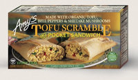 Amy's Kitchen Tofu Scramble In A Sandwich