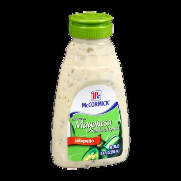 McCormick® Jalapeno Mayonesa