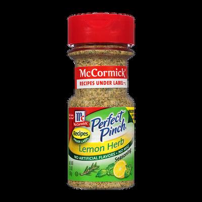 McCormick® Perfect Pinch® Lemon Herb Seasoning