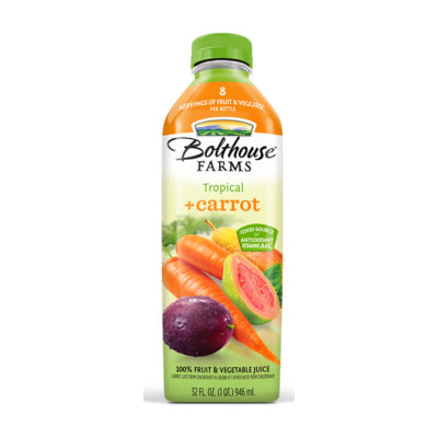 Bolthouse Farms Tropical + Carrot