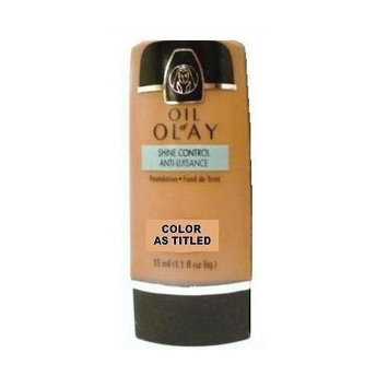 Oil of Olay Shine Control Foundation Deep Beige