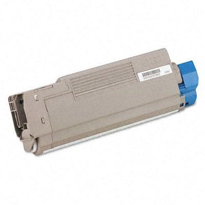 Okidata Corporation 43381902 (43324401 Toner Cartridge, Magenta