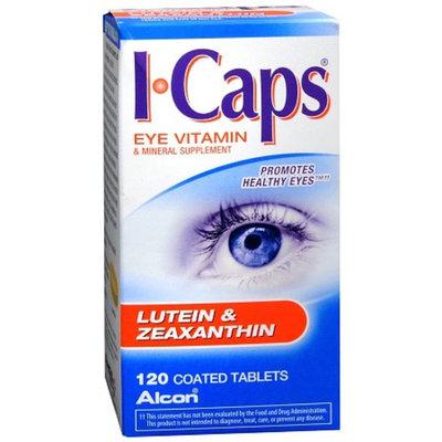 ICaps Lutein & Zeaxanthin Formula