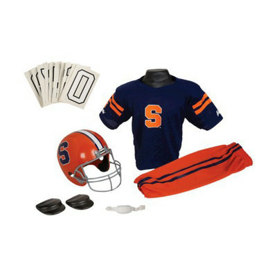 Franklin Sports Syracuse Deluxe Uniform Set - Small