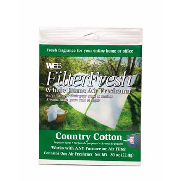 WEB WCOTTON FilterFresh Whole Home Country Cotton Air Freshener