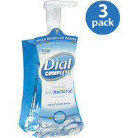 Dial Foaming Antibacterial Spring Water Hand Wash