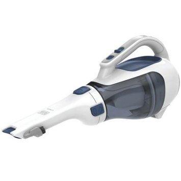 Black & Decker 15.6V Dustbuster Handheld Vacuum Cleaner, White