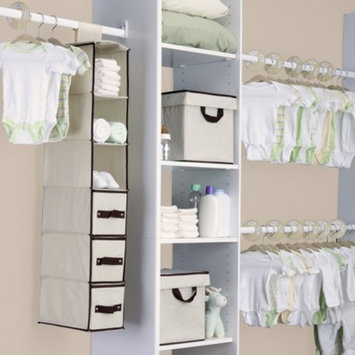 Delta Children Delta Nursery Storage Set - Beige (48 Pieces)