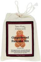 Julia's Pantry Julias Pantry JPGB01 Ginger Bread Pancake Mix Cloth Bag 10oz Pack of 4