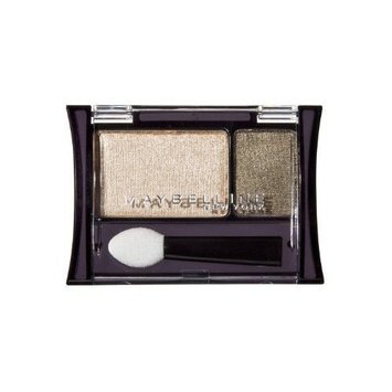 Maybelline New York Expert Wear Eyeshadow Duos, Sunkissed Olive 90d, 0.08 Ounce, 2 Ea