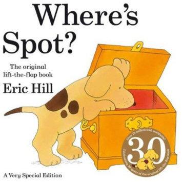 Where's Spot? (Hardcover)
