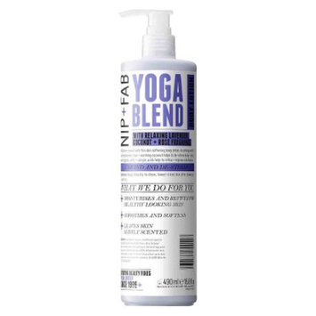 Nip + Fab Yoga Blend Body Lotion - 16.5 oz