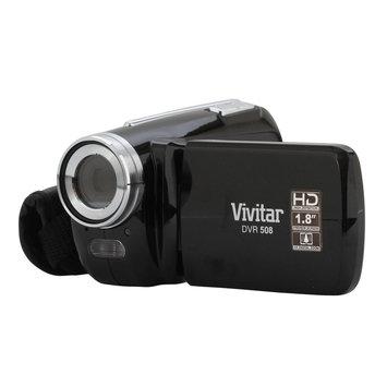 Vivitar DVR 508HD Digital Video Recorder Black - ICONCEPTS