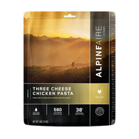 AlpineAire Foods Three-Cheese Chicken Pasta Two Servings