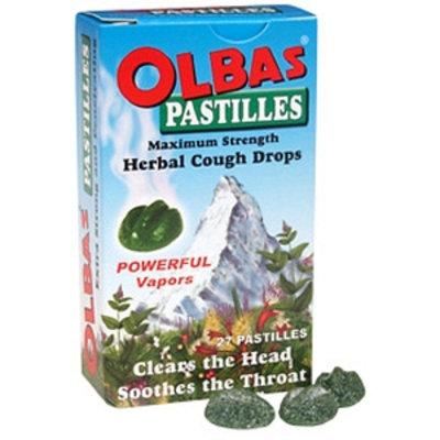 Olbas Pastilles - Maximum Strength Herbal Cough Drops