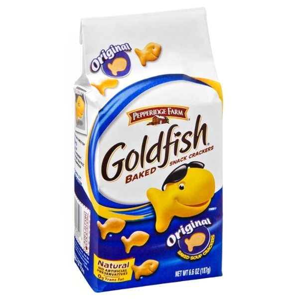 Pepperidge Farm Original Goldfish Baked Snack Crackers