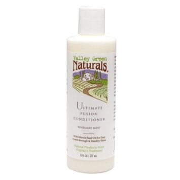 Valley Green Naturals Ultimate Fusion Natural Conditioner, Rosemary Mint, 8 fl oz