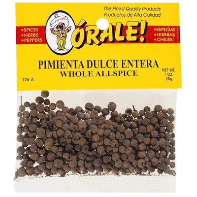 Orale Whole Allspice, 1 oz