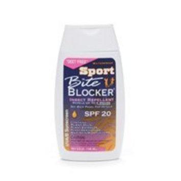Bite Blocker Deet Free Waterproof Insect Repellent 3.5 oz (105 ml)