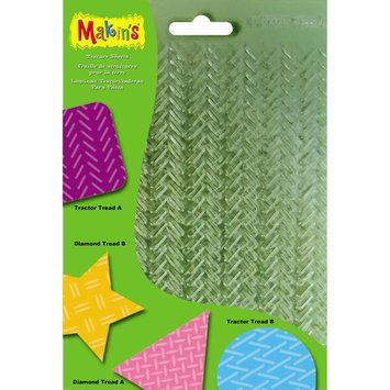 Makin's Usa NOTM152921 - Makin's Clay Texture Sheets 7