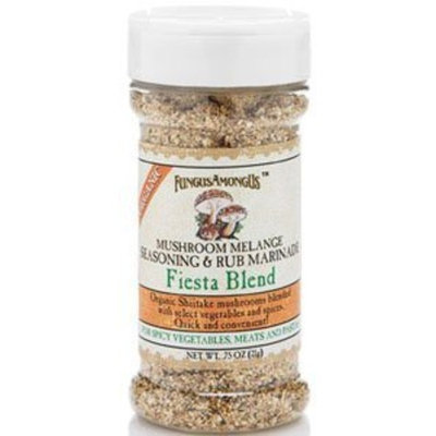 Fungusamongus Organic Mushroom Melange Fiesta Blend Seasoning & Rub Marinade