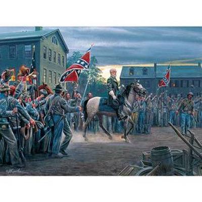 Buffalo Games Civil War Twilight in Gettysburg