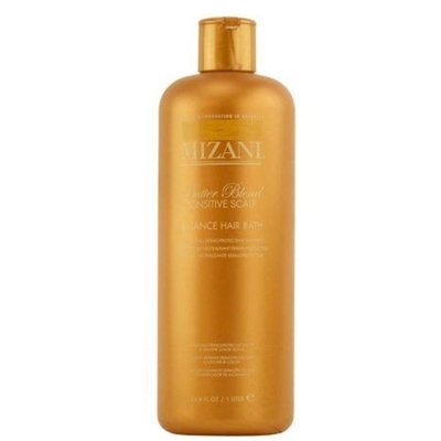 Mizani Butter Blend Sensitive Scalp Balance Hair Bath Neutralizing & Chelating Shampoo 1liter