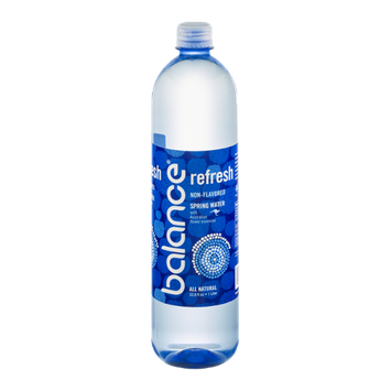 Balance Spring Water Refresh Non-flavored