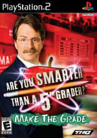 THQ Are You Smarter Than a 5th Grader: Make the Grade