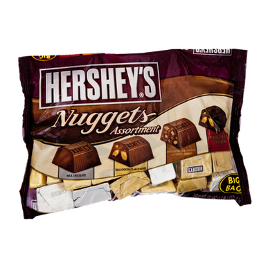Hershey's Nuggets Chocolate Assortment