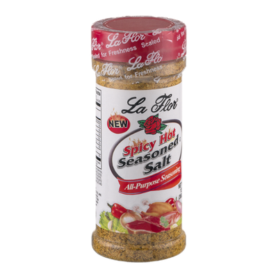 La Flor Spicy Hot Seasoned Salt