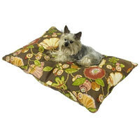 Happy Hounds Bosco Outdoor Dog Bed, Extra Small 18 by 24-Inch, Chocolate