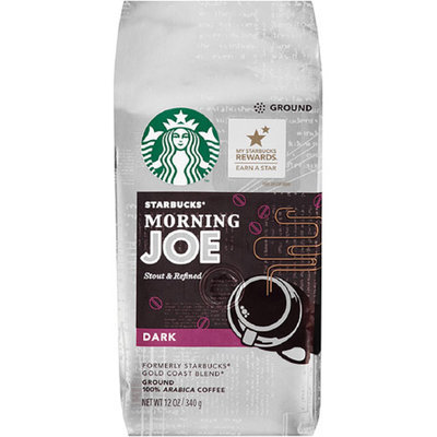Starbucks Coffee Dark Morning Joe