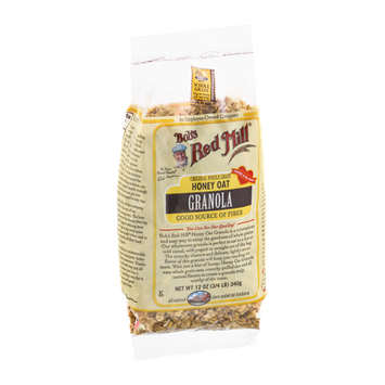 Bob's Red Mill Granola Honey Oat